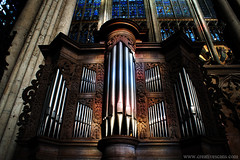 Germany Cologne Cathedral/ Kölner Dom (Zorro1968) Tags: travel art germany stock artforsale koln pipeorgan kölnerdom colognecathedral