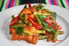 Pad Prik King Tua (thaieyes) Tags: cooking recipe thailand eating thai recipes stirfry thaifood thaicuisine