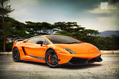 State of Zen (anType) Tags: italy orange sports car italian asia sl exotic malaysia kualalumpur lamborghini luxury coupe supercar v10 petalingjaya gallardo sportscar lambo lightweight superleggera worldcars arancioborealis lp5704