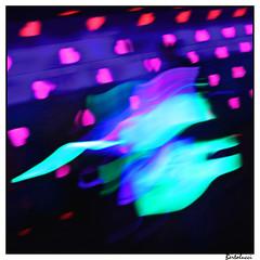 Fluorescent love (AurelioZen) Tags: netherlands glow eindhoven noordbrabant tunneloflove dommeltunneltje veiligheidshesje tamronsp1750mmf28xrdiiildaspifvc