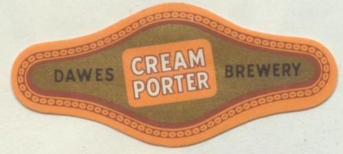 canada beer vintage quebec label universityoftoronto breweriana thomasfisherrarebooklibrary necklabel creamporter dawesbreweries