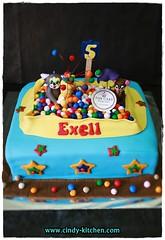 Tom & Jerry BDCK (Cindy Andriani) Tags: birthdaycake tomjerrycake