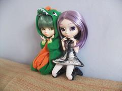 Happy B-day Amy e Karina (My Moonland) Tags: doll pullip cosmic mercu mymoonland