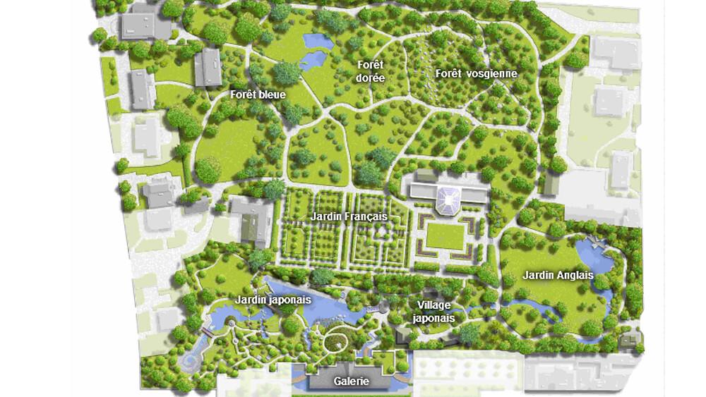 Musée et Jardins