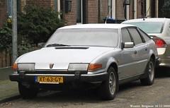 Rover Vitesse 1984 (XBXG) Tags: auto old uk classic netherlands car vintage automobile nederland rover voiture 1984 british paysbas hilversum ancienne brits vitesse roversd1 anglaise rovervitesse roversd