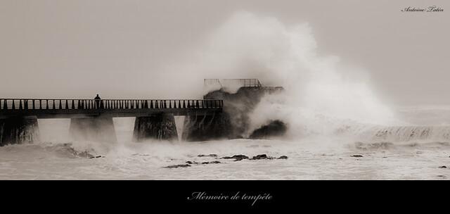 Mémoire de tempête - © Tous droits réservés A.Tatin