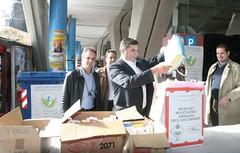 Περισσότερα από 300 κιλά φάρμακα προς χρήση και απόσυρση συγκέντρωσε ο Δήμος Αμαρουσίου στο πλαίσιο δράσης του σε συνεργασία με το Εθνικό Διαδημοτικό Δίκτυο Υγιών Πόλεων – Προαγωγής Υγείας