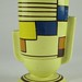 171. Schramberg, Germany Art Deco Vase