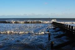 Onde (Wrinzo) Tags: sea sky storm scotland mare waves wind aberdeen cielo vento onde scozia maredelnord aberdeenbay nordatlantico northensea northenatlantic