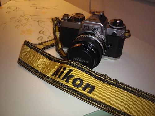 """A """"new"""" camera"""