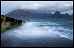 Elgol Pier - Isle of Skye (Scott Harrower) Tags: skye scott scotland loch elgol scavaig harrower