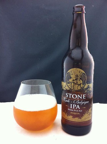 6601100173 21e9818912 Stone Brewing Co.   Cali Belgique IPA *
