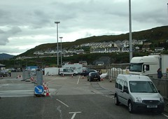 d 246 Scotland - Mallaig - Mallaig Ferry Terminal (eewolff) Tags: scotland globus mallaig skyeferry august112011