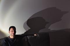 Pinocchio ;-P (Mojca Androjna) Tags: day2 portrait evening shadows 365 shadowplay project365 212012 3652012 mojcaandrojna