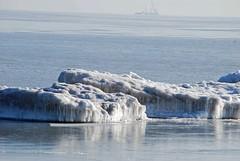 023_edited-1 (courtneyureel) Tags: winter snow chicago ice december snowy lakemichigan 2010 icebound