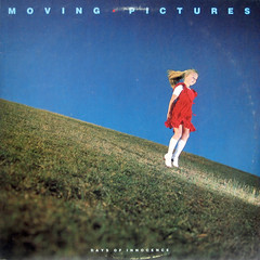 Moving Pictures - Days of Innocence (epiclectic) Tags: music art girl grass vintage 1982 jump album hill vinyl retro collection jacket cover lp record jumper sleeve movingpictures epiclectic