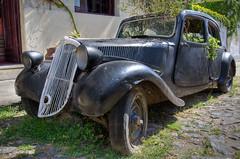 Rusty Eco Car / Auto Eco Oxidado (2DMax) Tags: old city sunset rock night river uruguay buenosaires nikon rust colonia vacaciones 2012 dahon riodelaplata buquebus rodelaplata d7000