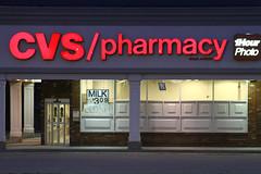 CVS West Corners Closed due to flooding (waitscm) Tags: closed flood pharmacy cvs endicott flooddamage westcorners