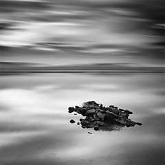 Trash (359 Seconds) (DavidFrutos) Tags: longexposure sea bw costa seascape beach water monochrome rock clouds trash sunrise square landscape monocromo coast mar interestingness agua rocks playa paisaje bn explore murcia amanecer filter le lee nubes basura canondslr roca rocas 1x1 filtro largaexposicin filtros calblanque neutraldensity canon1740mm gnd8 graduatedneutraldensity densidadneutra interesantsimo davidfrutos 5dmarkii niksilverefexpro leebigstopper singhraygallenrowellnd3ss