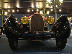 Cité de l'Automobile/Collection Schlumpf - Bugatti