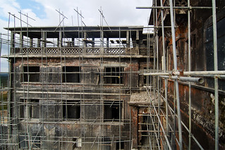 Former Casino on Bokor Hill Under Renovation