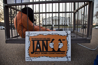 Witness Against Torture: Morning of Guantánamo's Tenth Anniversary