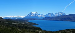 Panorama Macizo del Paine (Mono Andes) Tags: chile panorama patagonia andes panorámica parquenacional parquenacionaltorresdelpaine campodehielosur regióndemagallanes macizodelpaine lagoeltoro