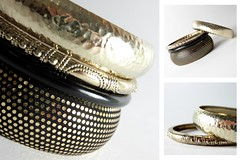 12-366 (Amalid) Tags: white black macro closeup canon project eos golden bokeh jewelry jewellery bracelets libya tripoli lighttent lightbox 2012    canoneos450d 366project picturesocial canoneosdigitalrebelxsi picturesocialcom efs1855mmisf3556