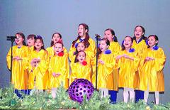 Coro Oratory 3