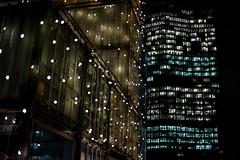 ::::: city lights ::::: (Toni_V) Tags: christmas city urban architecture lights schweiz switzerland suisse zurich rangefinder zrich freitag m9 2011 summiluxm primetower 35lux messsucher 111214 toniv leicam9 l1005849