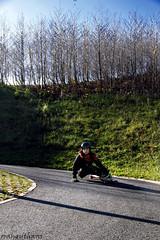 Ainhoa (Rubn Otero) Tags: girl canon mujer long chica skate dh longboard 7d patin neska patinete
