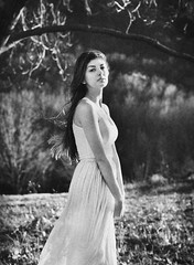 Seven B&W (cscalzphotography) Tags: pink trees sunset portrait brown sun tree fashion hair florence long heaven bokeh alice ghost courtney machine skirt expressive emotive sheer sunflare scalzo cscalzphotography cscalz