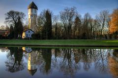 Watertower | Watertoren Brielle (Wilm!) Tags: netherlands pentax watertower brielle hdr watertoren k7 denbriel florisvandenberg florisvdbergsingel