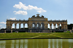 Gloriette (Anzil) Tags: schnbrunn vienna summer sky cloud water june set architecture clouds garden lens photography frozen nikon flickr view zoom pages background group palace views page contacts online passion faves contact fav nikkor dslr sets seconds groups 2010 facebook schoenbrunn zoomlens backgroud schlossschnbrunn contac f3556 anzil 18105mm nikond90 palaceschoenbrunn nikkor18105mm palaceschnbrunn nikon18105mm nikkor18105mmf3556 nikon18105mmf3556 passioninme frozenseconds nikonf3556 nikkorf3556