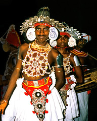 Kandyan Dancers II  - Colombo Navam Maha Perahera, Sri Lanka (david schweitzer) Tags: dance october dancers buddhist culture jewelry classical srilanka procession tradition pageant ethnic colombo perahera kandyan sinhalese theravada navam earthasia galleryoffantasticshots fullmoonpoyaday