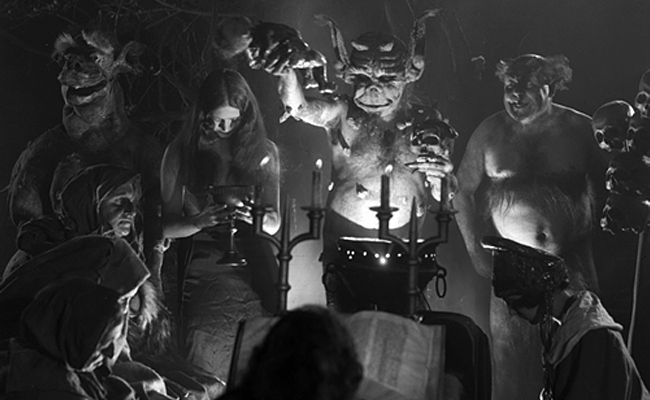 HÄXAN. Benjamin Christensen, Art House Cinema, BilbaoArte 2012.