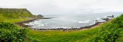 Giants causeway (Harry Shutler) Tags: travel cruise rock giant landscape volcano nikon harry panoramic stitching volcanic hdr rockformations subtlehdr belfastnorthernirelandireland shutler harryshutler
