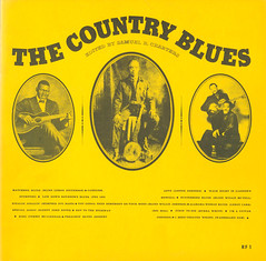 The Country Blues Various Artists FW00RF1 (Smithsonian Folkways) Tags: smithsonian folk blues music folkways smithsonian folk thecountryblues jugbandmusic folkways