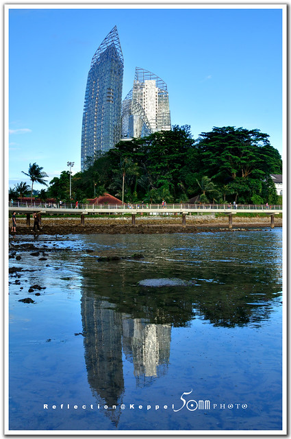 Reflections at Keppel Bay Condominium - reflection