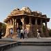 Sabha Mandap and 'toran' pillars at Surya Mandir, Modhera, Gujarat