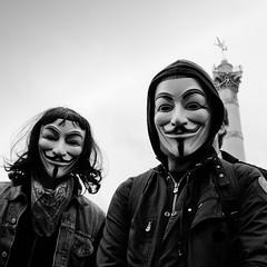 Anonymous, Paris France