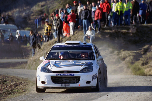 Ford Focus RS WRC - François DUVAL