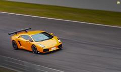 (Bandal) Tags: auto motion hot car speed magazine italian automobile european automotive racing exotic lamborghini supercar gallardo