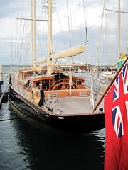 Fleur's Birthday, Wynyard Quarter (russelljsmith) Tags: birthday family newzealand waterfront harbour auckland nz 2012 waitemataharbour 77285mm wynyardquarter