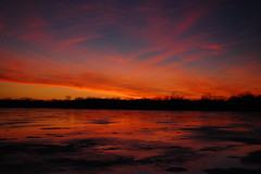 Colorgasm!!!! (Seth Oliver Photographic Art) Tags: colors clouds reflections landscapes illinois nikon iso400 lakes silhouettes sunsets pinoy naturescapes chicagoist lilylake mchenrycounty d40 wetreflections northernillinois handheldshot sooc perfectsunsetssunrisesandskys aperturef63 manualmodeexposure setholiver1 circularpolarizers lakemoorillinois 1024mmtamronuwalens wbsettosunny 1125secondexposure