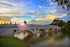 Singapore Chinese Garden Sunset (Kenny Teo (zoompict)) Tags: bridge blue light sunset sky reflection tourism water beautiful sunrise canon wonderful lens landscape yahoo google scenery photographer waterfront view walk tourist best getty kenny zoompict singaporelowerpiercereservoir