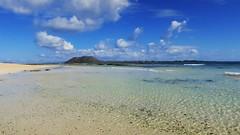Isla de los Lobos (albgaja) Tags: sea panorama nature europa mare fuerteventura isla 2012 islascanarias isolecanarie