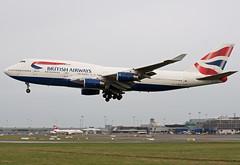 G-BNLW Boeing 747-436 (Irish251) Tags: ireland dublin airport british ba boeing airways dub 747 747400 747436 eidw gbnlw