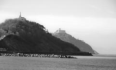 Donosti (Ivaj Aicrag) Tags: bw blanco beach san sebastian negro playa donosti nuevo donostia gros pase zurriola hondartza igueldo urgul