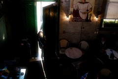 Doors (Nghi La) Tags: light toronto hope nikon doors emotion 24mm distillery heartbreak balzacs adversity d700